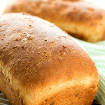 The Best Recipe For Sunflower Oat Wheat Bread