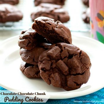 how to make double Chocolate Chocolate Chunk Pudding Cookies