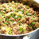 Teriyaki Beef Fried Rice