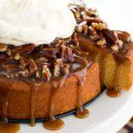 Pumpkin Spice Butter Cake