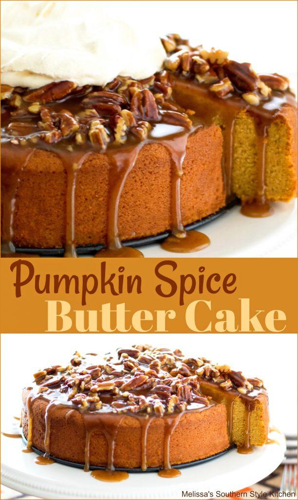 Pumpkin Butter Cake Springform Pan