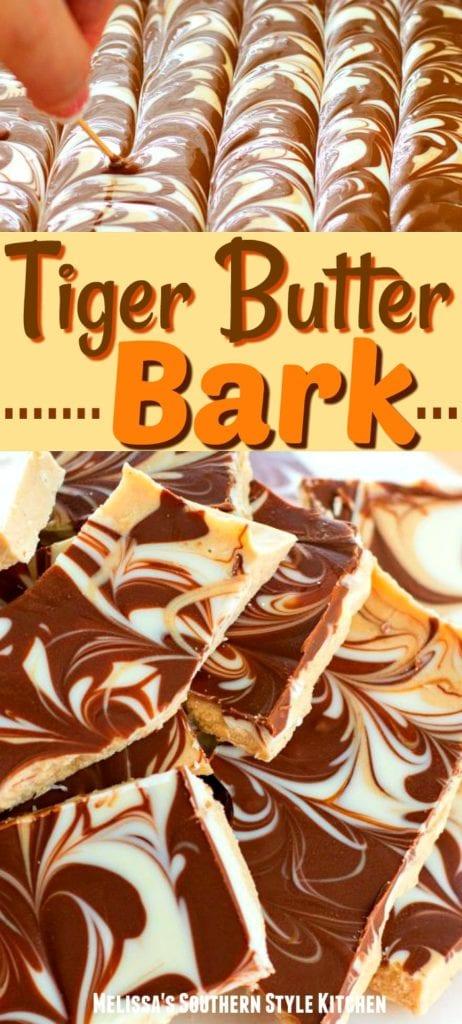 Tiger Butter Bark