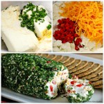 How To Make Peppered Herb Pimiento Cheese Ball