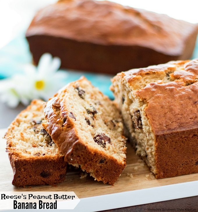 Reese's Peanut Butter Banana Bread ...