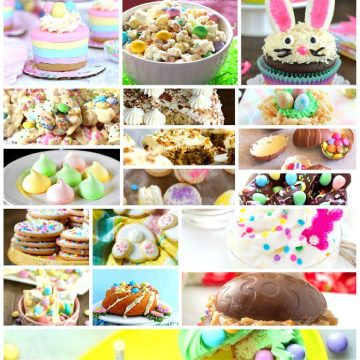 25 Easter Sweets and Treats