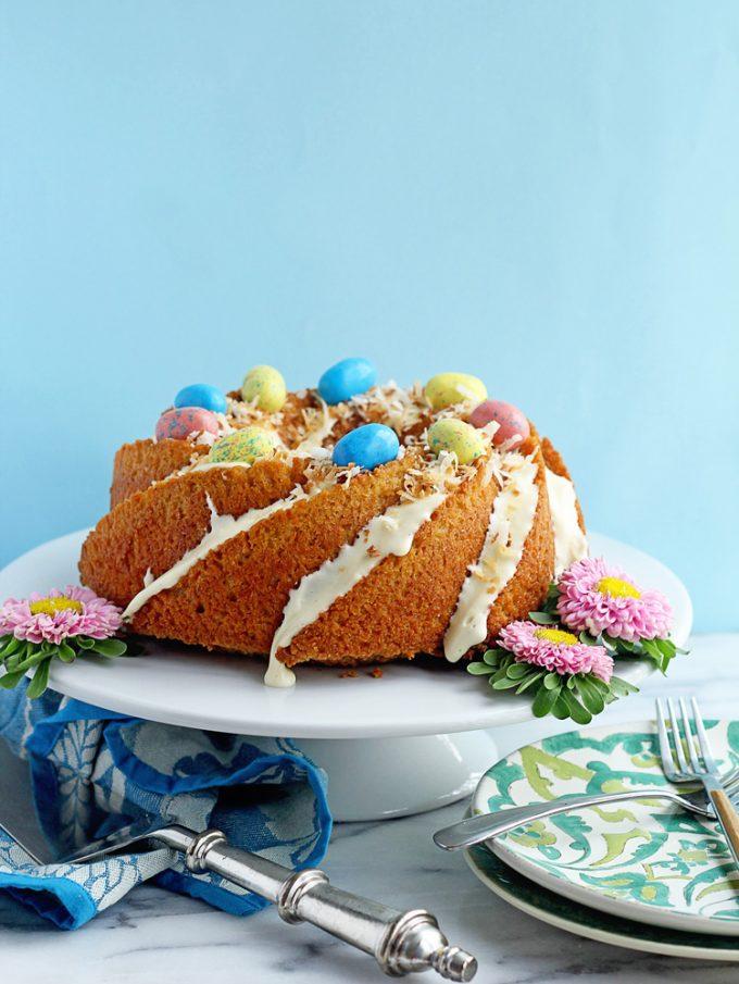 Melissa Southern Pound Cake