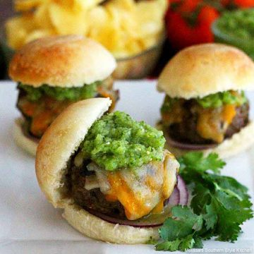 mexican-beef-sliders