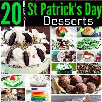 st-patricks-day-desserts