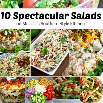 10 Spectacular Salads for Backyard Barbecues
