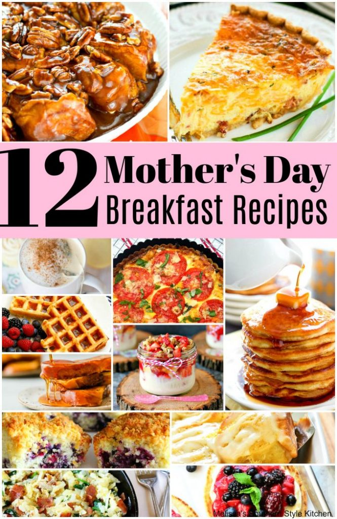 She Ll Be Sure To End Mother S Day With A Full Tummy And Heart Link Article Below Image