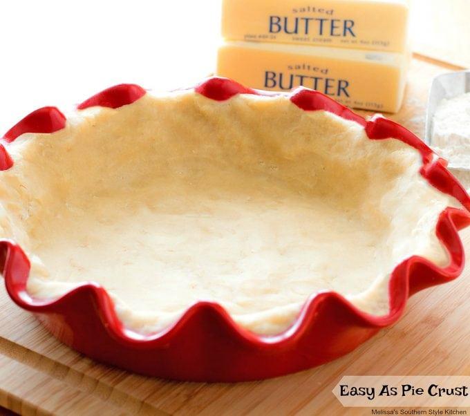 Easy As Pie Crust