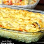 Double Cheddar Macaroni and Cheese Recipe