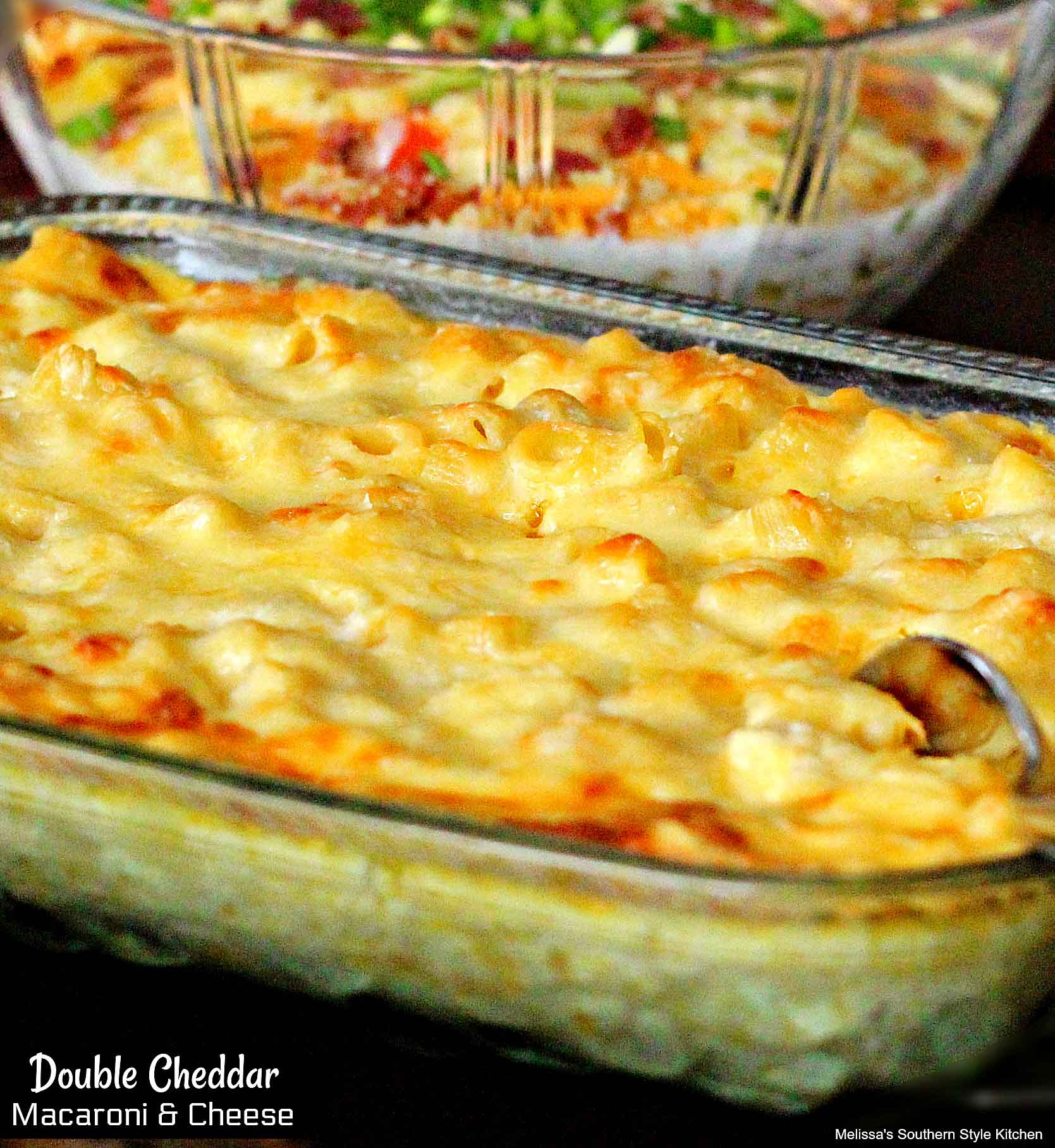 Double Cheddar Macaroni and Cheese