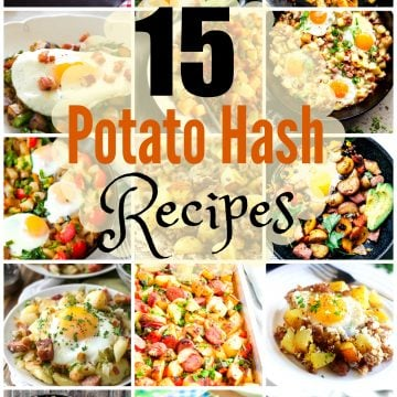 15 Potato Hash Recipes That Won't Break the Bank