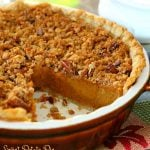 A Southern Classic Sweet Potato Pie