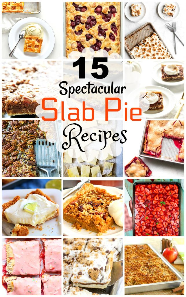 15 Spectacular Slab Pies That'll Feed A Crowd