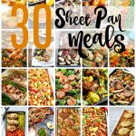 30 Days of Melt-In-Your-Mouth Sheet Pan Meals