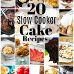 20 Indulgent Cakes You Can Make In A Slow Cooker