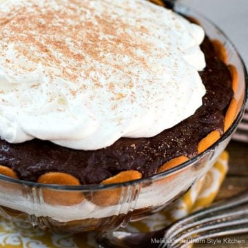 how to make Chocolate Banana Pudding
