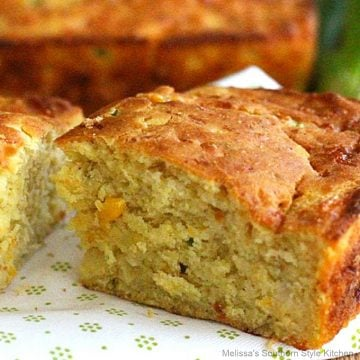 Jalapeno Pepper-Jack Cornbread recipe