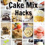 24 Can't Miss Cake Mix Hacks