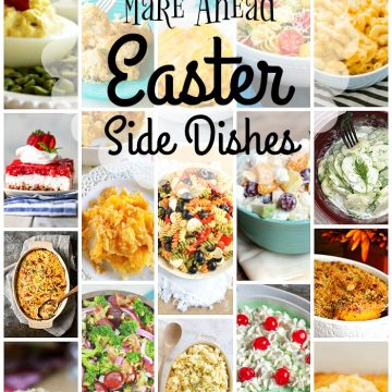 32 Easy Easter Side Dishes