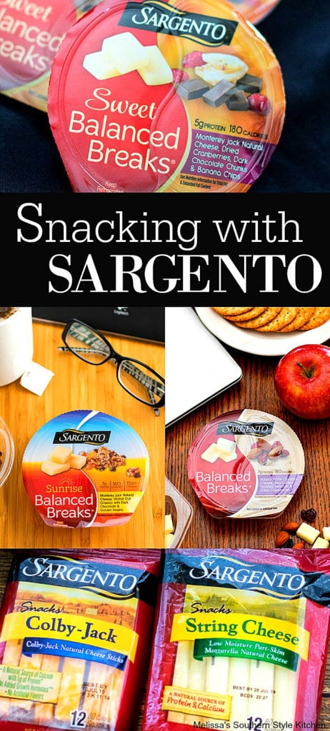 easy to grab and go snack ideas