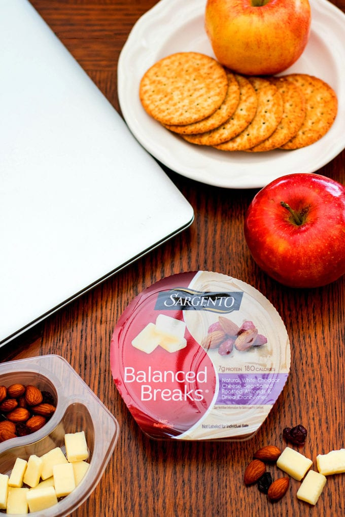 Fuel Your Day With Sargento Snacks