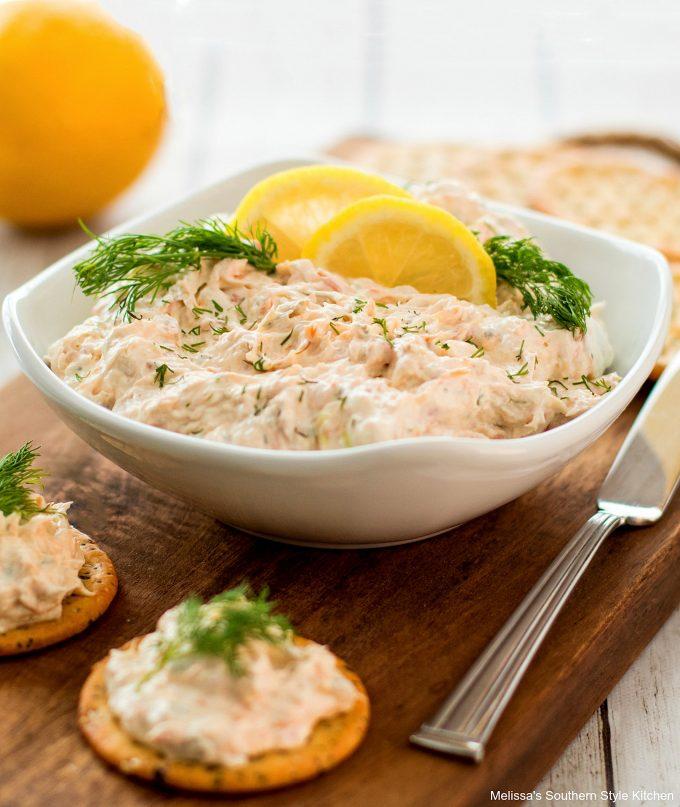 best ever salmon dip