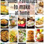 36 Diner Favorites You Can Make At Home
