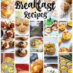 28 Inspiring Muffin Tin Breakfast Recipes