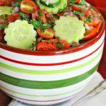 Recipe Cherry Tomato Cucumber Salad