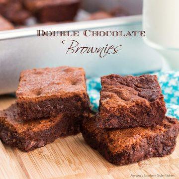 double-chocolate-brownies