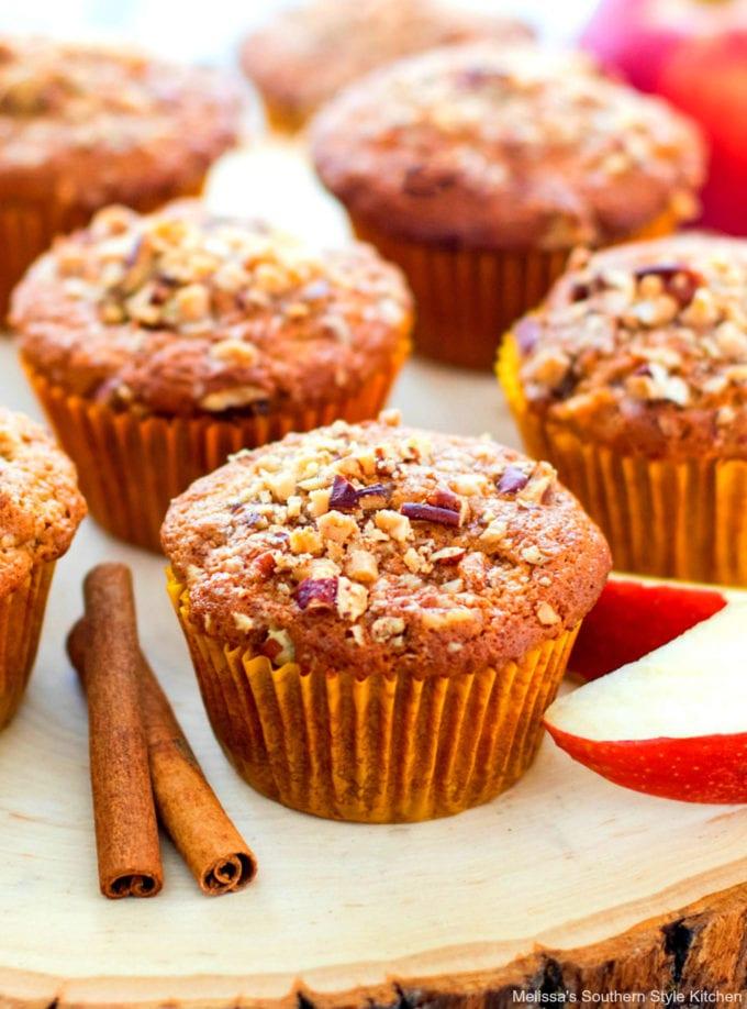 homemade Apple Muffins recipe
