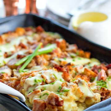 Recipe For Overnight Eggs Benedict Casserole