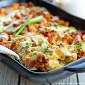 overnight-eggs-benedict-casserole