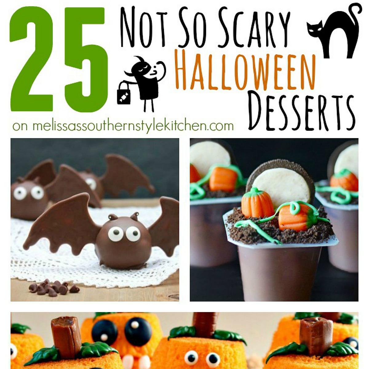 25 Halloween Treats