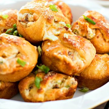 Recipe For Chicken Bacon Ranch Crescent Rolls