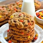 Recipe For Reese's Peanut Butter Chocolate Chip Cookies