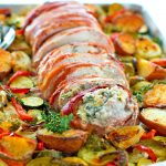 Bacon Wrapped Pork Loin Recipe
