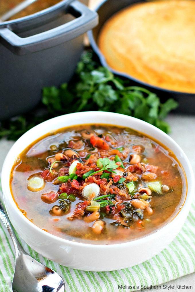 Black Eyed Pea Soup
