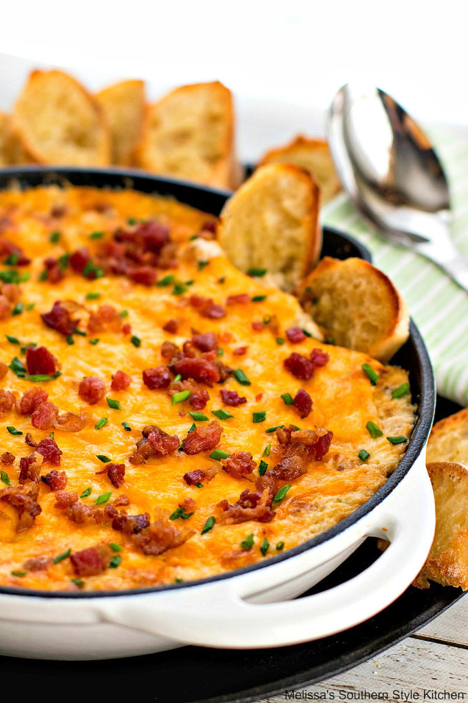 Chicken Bacon Ranch Dip