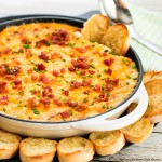 Chicken Bacon Ranch Dip Recipe