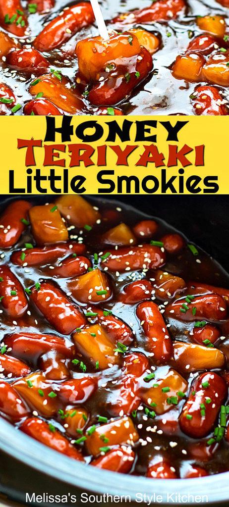 Honey Teriyaki Little Smokies