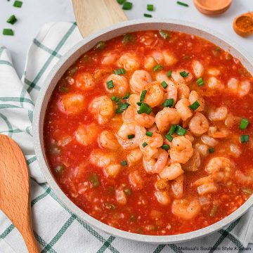 Recipe for Easy Shrimp Creole