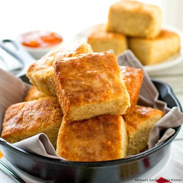 Recipe for Fluffy Butter Biscuits