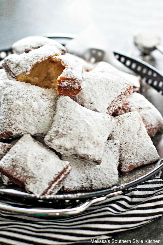 best ever homemade New Orleans Beignets