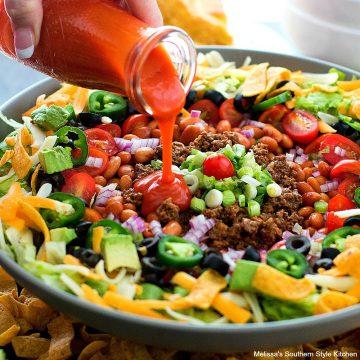 Recipe Frito Taco Salad