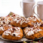 baked Brown Sugar Pecan Scones
