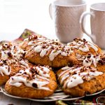 Brown Sugar Pecan Scones Recipe